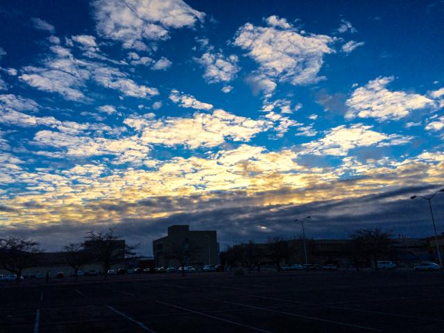 Burque Sunrise