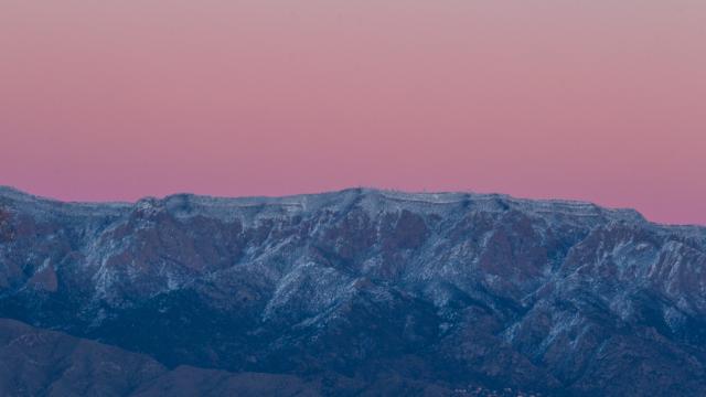 Burque Sunset