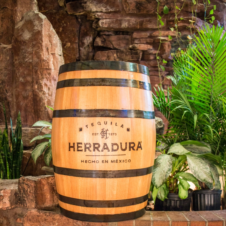 Tequila Barrel