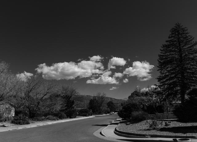 Striking Clouds