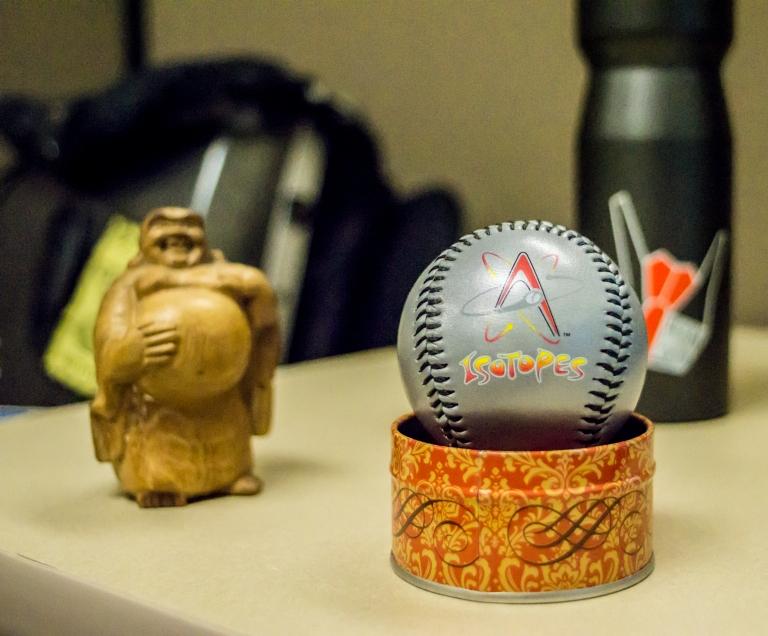 Buddha Baseball