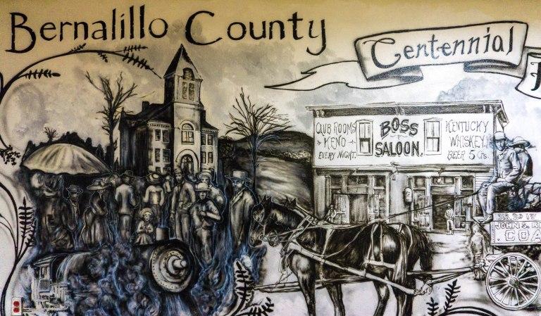 Centennial Mural
