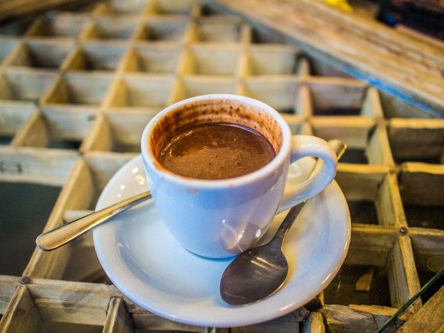 Old School Hot Chocolate
